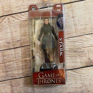 Arya Stark game of thrones action figure